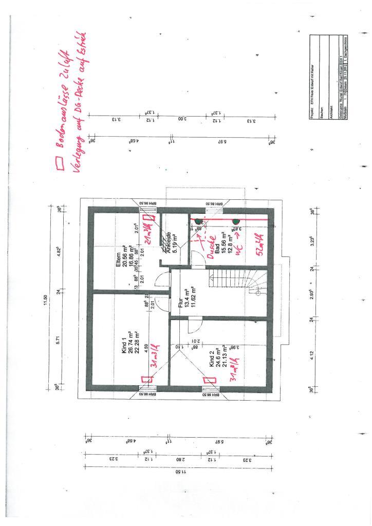 nachtr glicher einbau kwl auf estrich haustechnikdialog. Black Bedroom Furniture Sets. Home Design Ideas